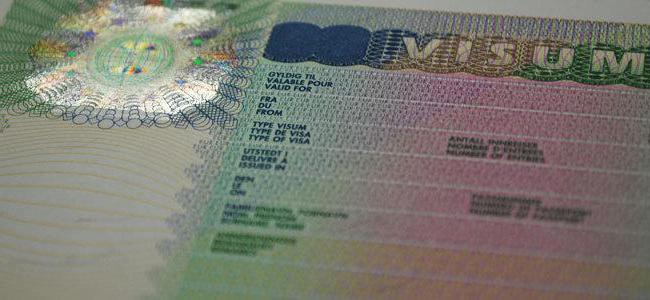 Visa to Sweden visa center in Moscow