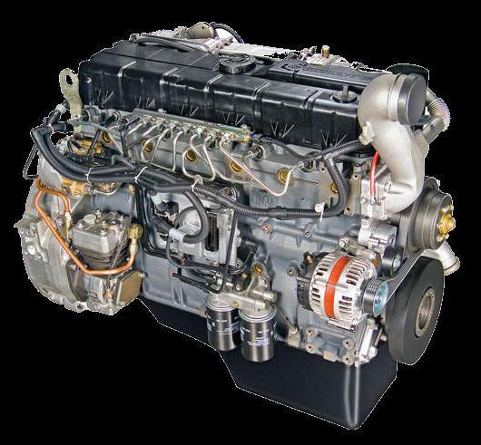 engine yamz 236