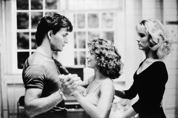 dirty dancing actors and roles