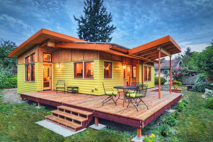 Как бюджетно построить дом своими руками
