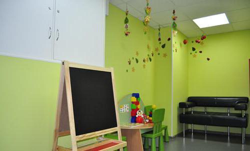 Детской областной клинической больницы в кирове