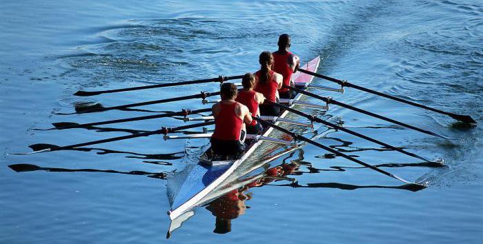 Academic rowing