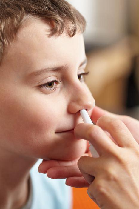 аминокапроновая кислота в нос детям инструкция