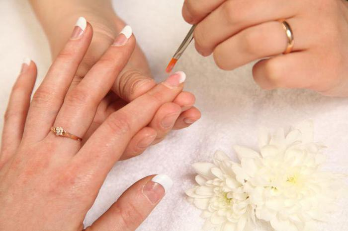 От слоения ногтей в домашних условиях