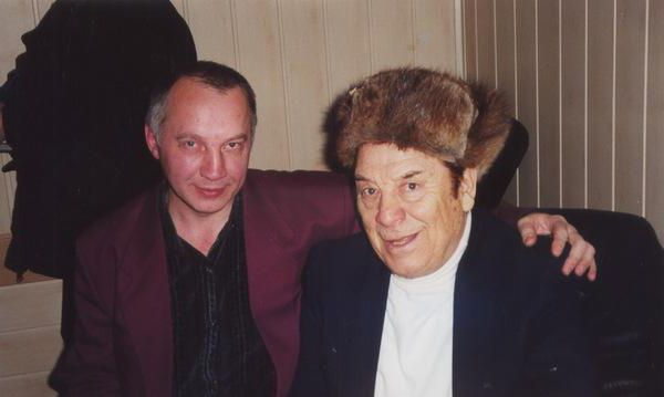 Boris Sichkin Filmography