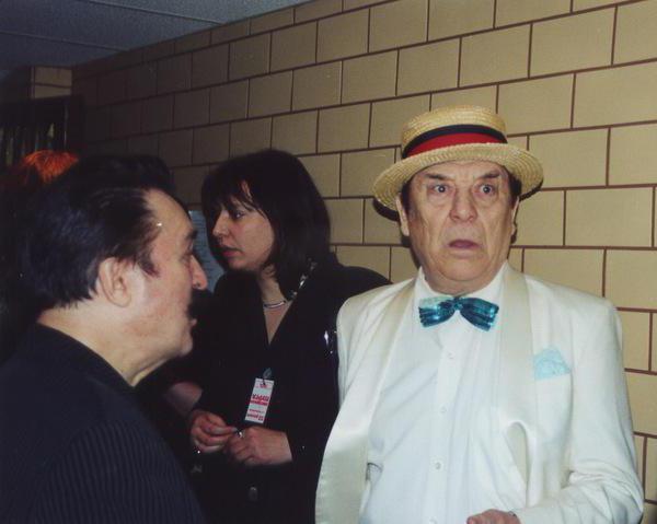 actor Boris Sichkin