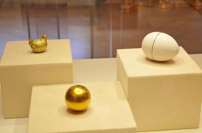 Carl Faberge exhibition