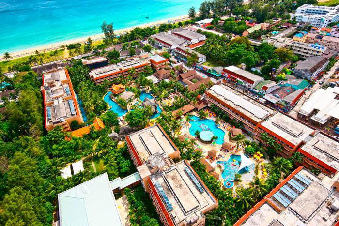 отель phuket orchid resort 4 пхукет