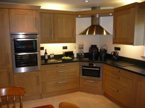проблема, угловые кухни в углу духовой шкаф фото любимые фото