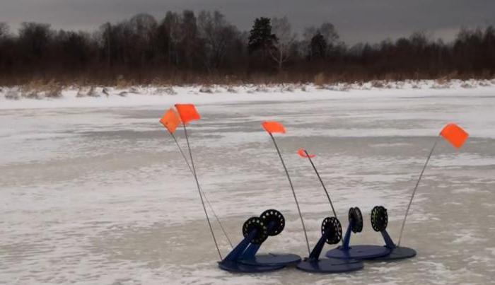 На что ловить окуня на зимнюю рыбалку