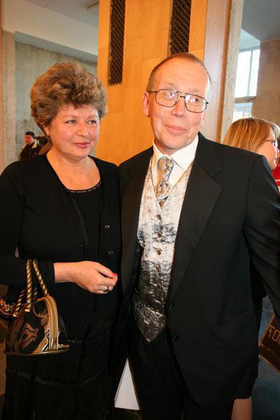 Wife of Yuri Vyazemsky