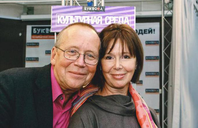 Vyazemsky Yury Pavlovich family