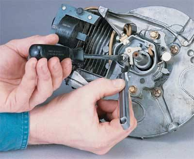 how to determine late or early ignition