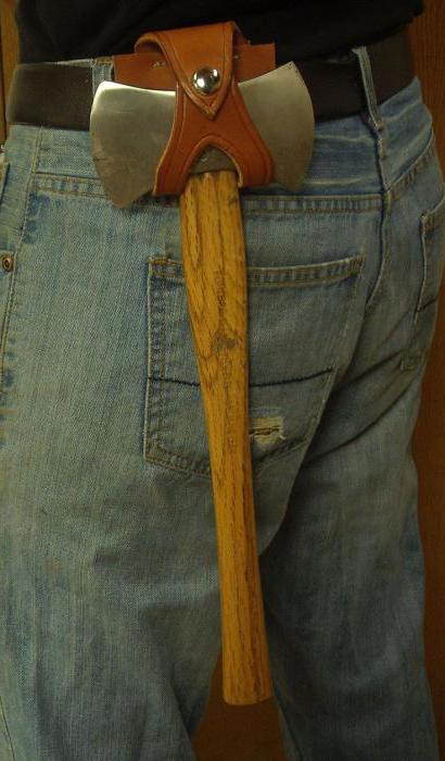 how to make a taiga ax