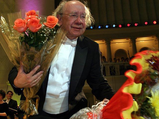 Gennady Christmas conductor