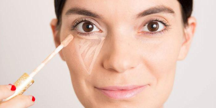 disguise bruises under eyes with makeup