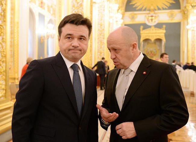 Prigozhin Evgeny Viktorovich