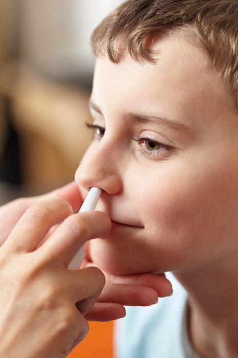 complex nose drops for kids composition