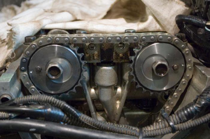 engine chain tensioner