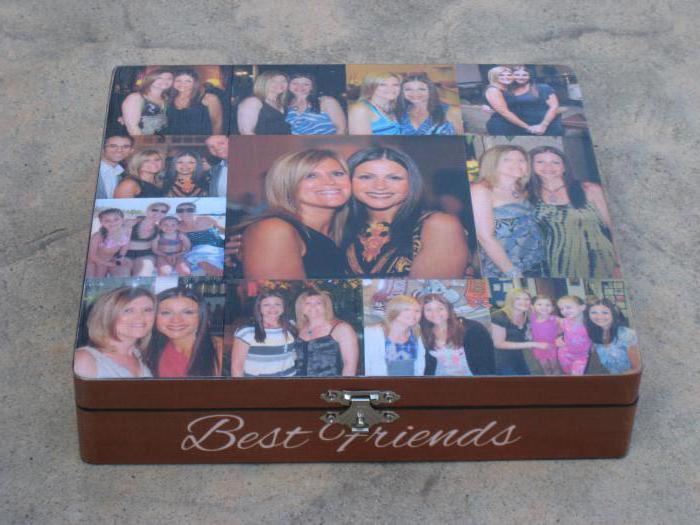 Подарок на память подруге на день рождения