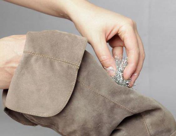 Как ухаживать за замшевой обувью зимой в домашних условиях? Эффективные методы, рекомендации :: SYL.ru