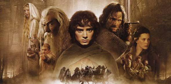 """characters """"Lord of the Rings"""""""