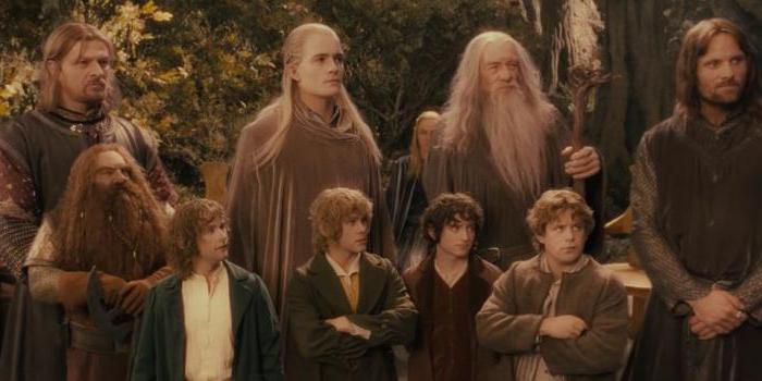 """""""Lord of the rings, Brotherhood of the ring"""""""