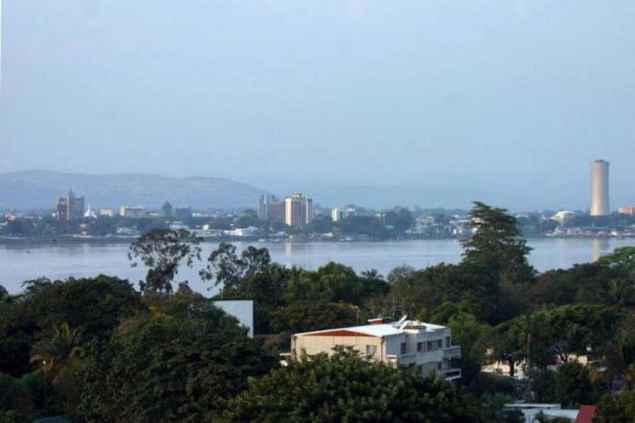 Capital of the Republic of Congo