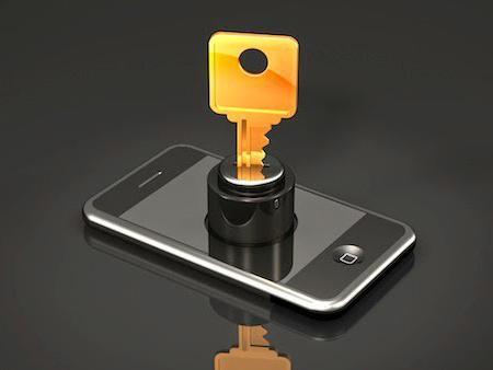 blocked iphone 5