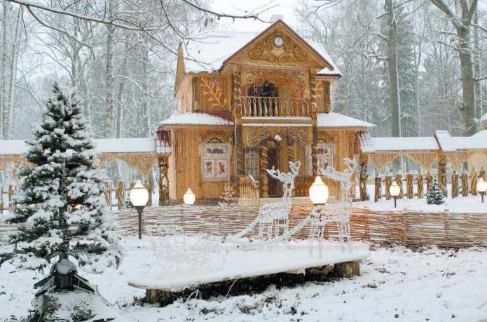 Belarus Belovezhskaya Pushcha new year