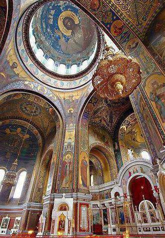 Ascension Cathedral Novocherkassk