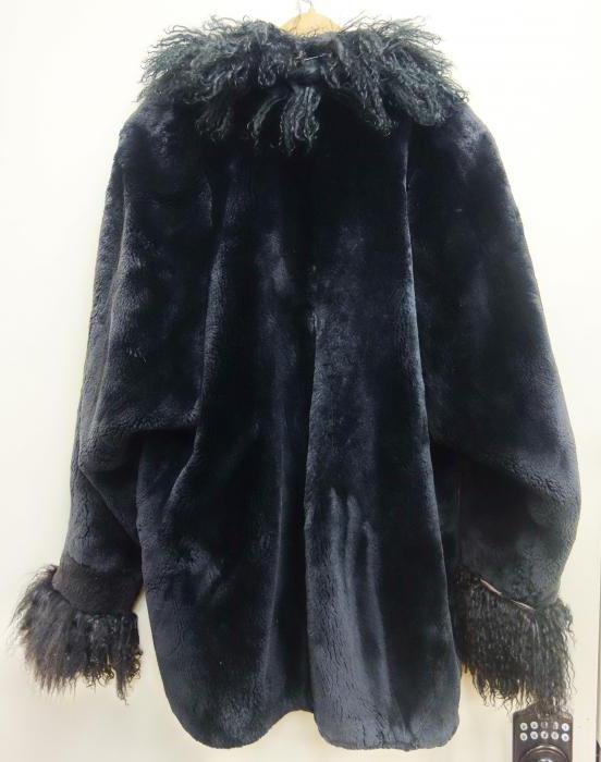 How to clean a fur coat from a shorn beaver