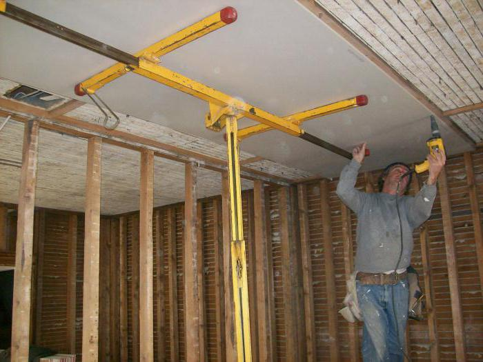 plasterboard lift do it yourself