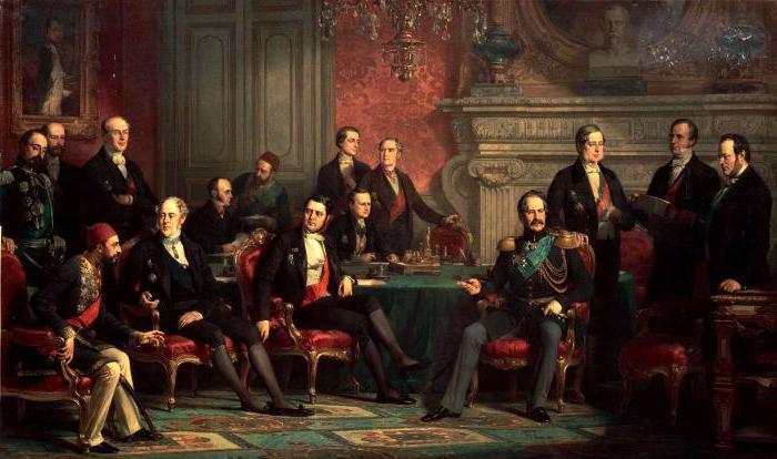 conclusion of the Paris Peace