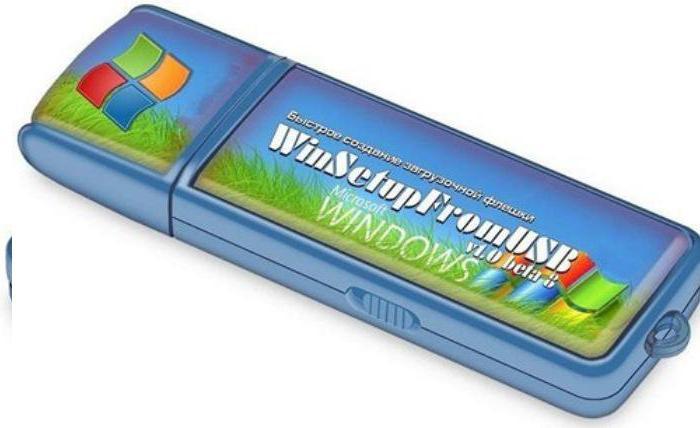 winsetupfromusb как пользоваться
