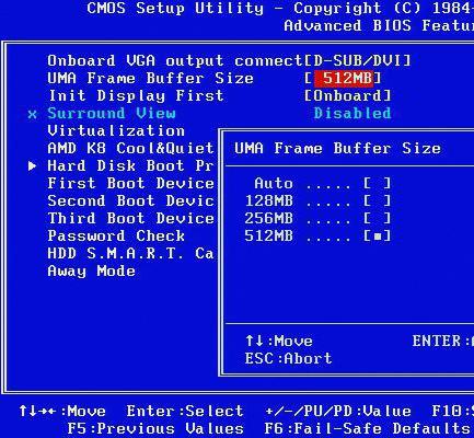 Как использовать оперативную память для видеокарты