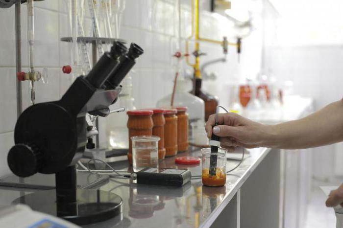 Испытательная лаборатория пищевых продуктов фгу воронежский цсм