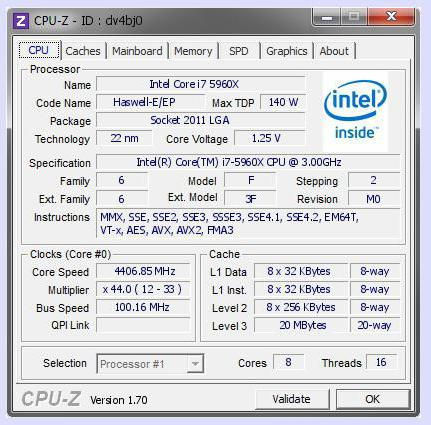 how to find out how many cores are on a laptop