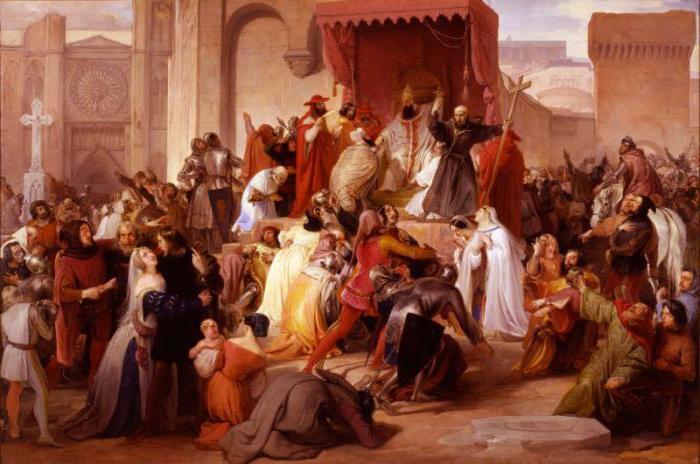 crusader history