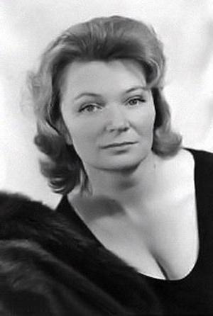 Nina Menshikova actress