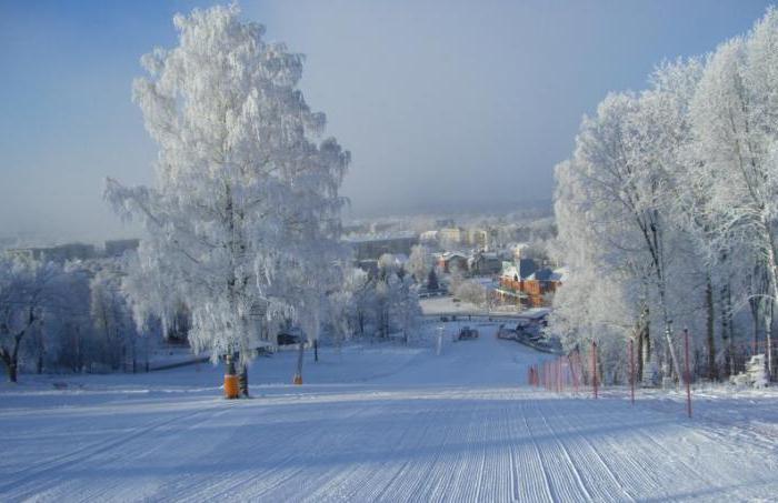 Puzhalova mountain ski complex