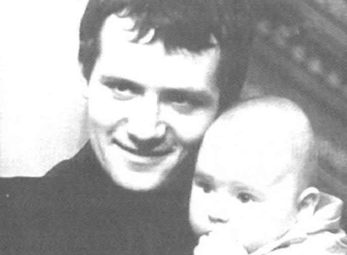 Sergey Shevkunenko children