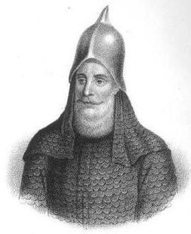 the first prince of the Varyag in Russia was