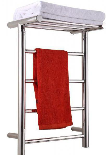 water heated towel rails which are better reviews
