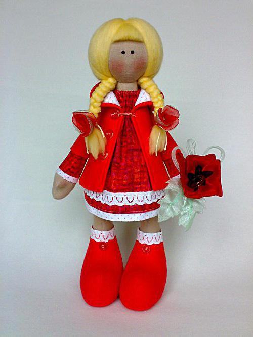 Выкройка куклы коннэ