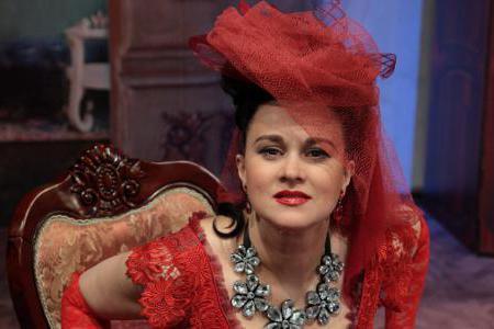 Yanina Kolesnichenko actress