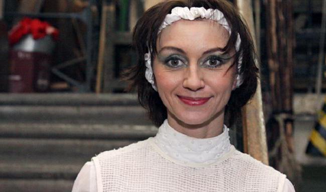 актриса римма зюбина биография и личная жизнь