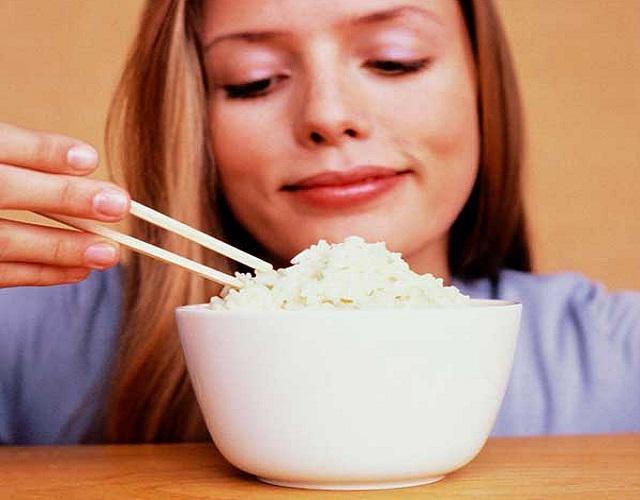Правда что от риса можно похудеть