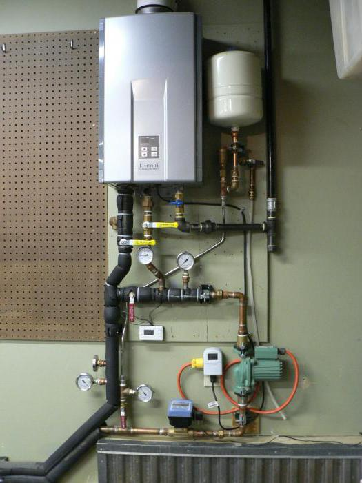 heat mixing unit