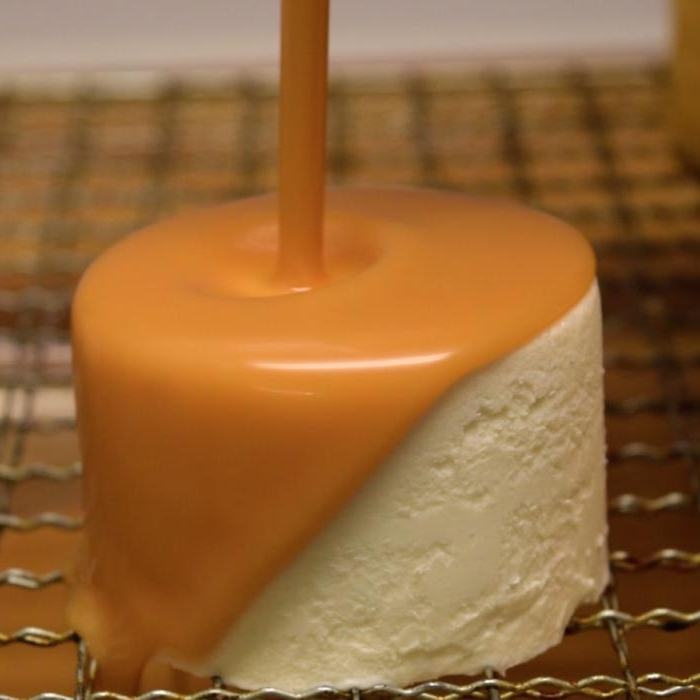 муссовый торт велюр рецепт с фото